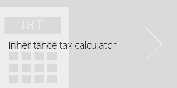 Inheritance Tax Calculator